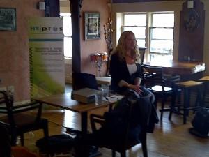 Tanya Sieliakus, Human Resources Consultant, Halifax