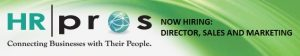 Banner Director Sales Marketing